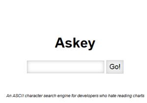 It's Askey!